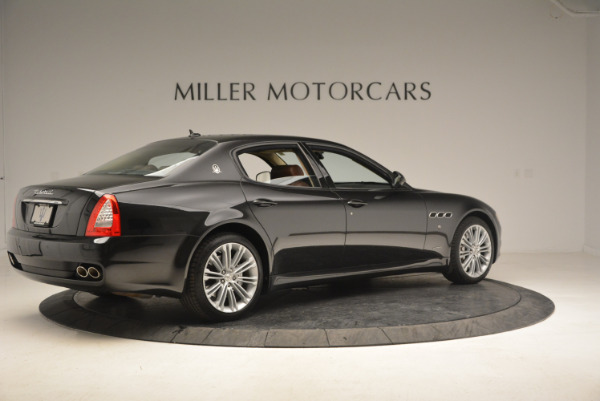 Used 2013 Maserati Quattroporte S for sale Sold at Bentley Greenwich in Greenwich CT 06830 8