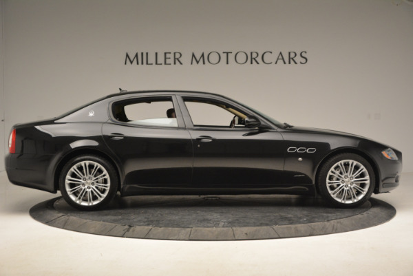 Used 2013 Maserati Quattroporte S for sale Sold at Bentley Greenwich in Greenwich CT 06830 9