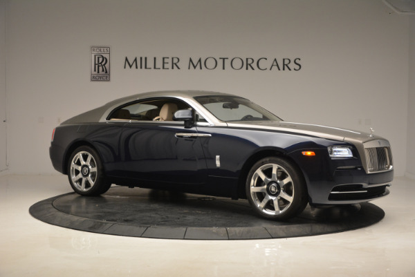Used 2015 Rolls-Royce Wraith for sale $178,900 at Bentley Greenwich in Greenwich CT 06830 10