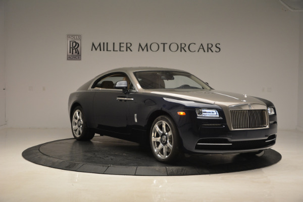 Used 2015 Rolls-Royce Wraith for sale $178,900 at Bentley Greenwich in Greenwich CT 06830 11
