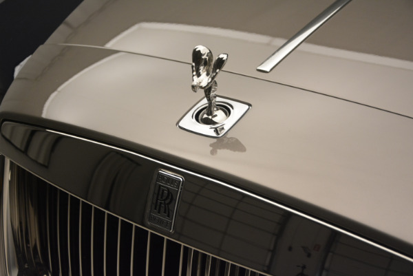 Used 2015 Rolls-Royce Wraith for sale $178,900 at Bentley Greenwich in Greenwich CT 06830 14