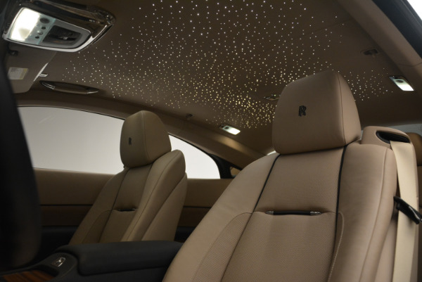 Used 2015 Rolls-Royce Wraith for sale $178,900 at Bentley Greenwich in Greenwich CT 06830 17