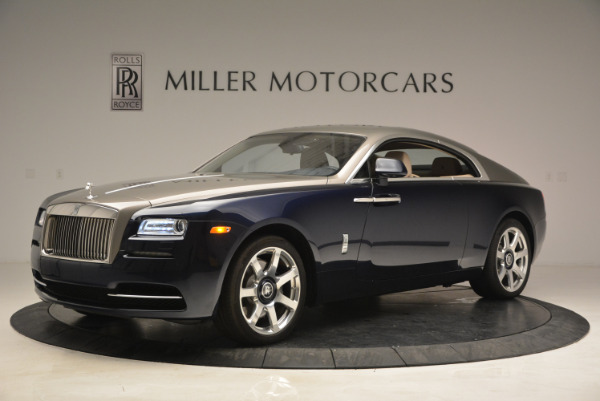 Used 2015 Rolls-Royce Wraith for sale $178,900 at Bentley Greenwich in Greenwich CT 06830 2