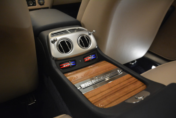 Used 2015 Rolls-Royce Wraith for sale $178,900 at Bentley Greenwich in Greenwich CT 06830 24