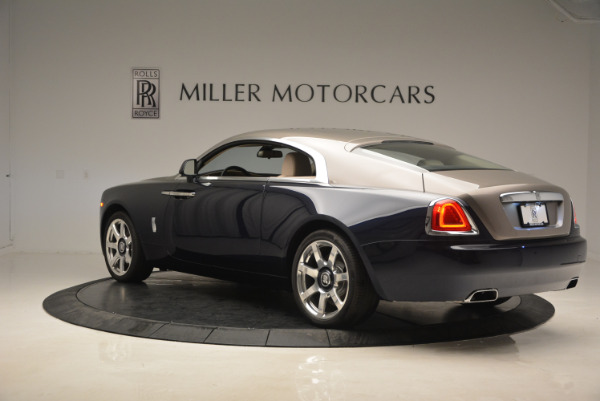 Used 2015 Rolls-Royce Wraith for sale $178,900 at Bentley Greenwich in Greenwich CT 06830 5