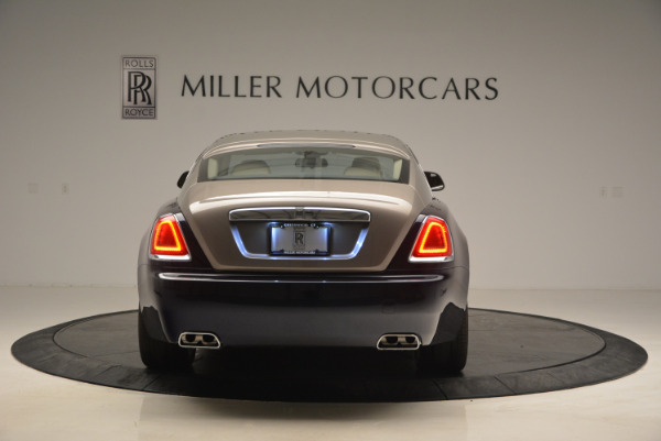 Used 2015 Rolls-Royce Wraith for sale $178,900 at Bentley Greenwich in Greenwich CT 06830 6