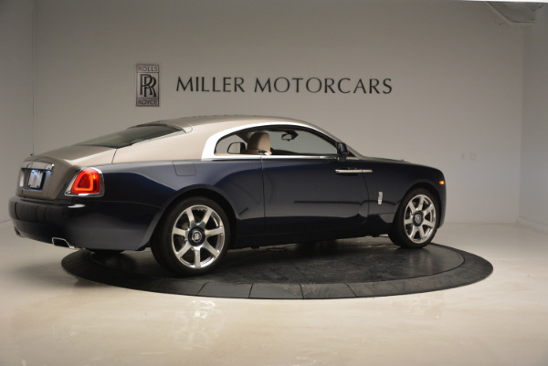 Used 2015 Rolls-Royce Wraith for sale $178,900 at Bentley Greenwich in Greenwich CT 06830 8