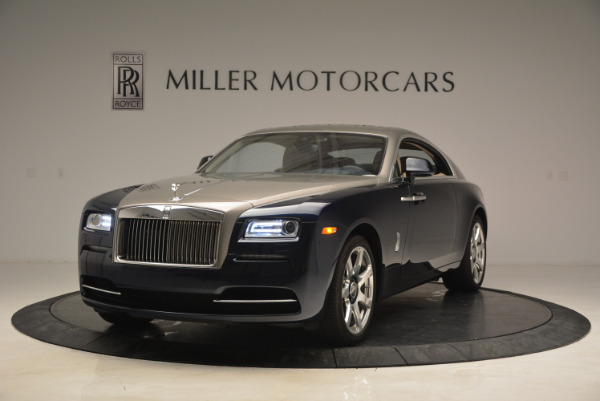 Used 2015 Rolls-Royce Wraith for sale $178,900 at Bentley Greenwich in Greenwich CT 06830 1