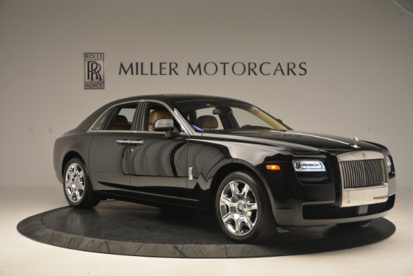 Used 2013 Rolls-Royce Ghost for sale Sold at Bentley Greenwich in Greenwich CT 06830 11