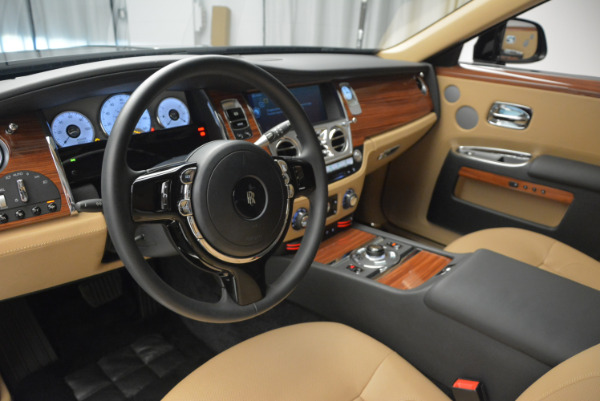 Used 2013 Rolls-Royce Ghost for sale Sold at Bentley Greenwich in Greenwich CT 06830 17