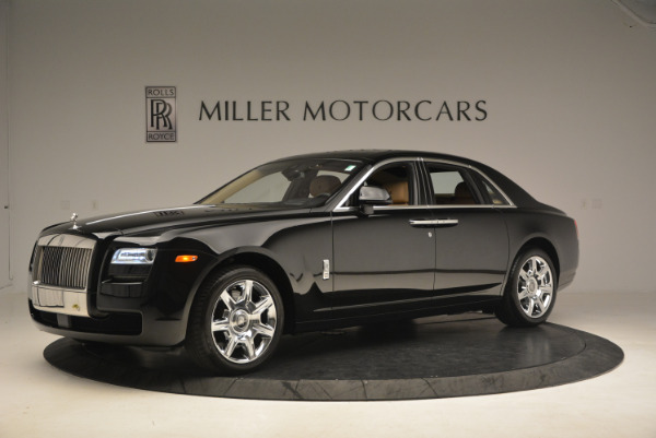 Used 2013 Rolls-Royce Ghost for sale Sold at Bentley Greenwich in Greenwich CT 06830 2