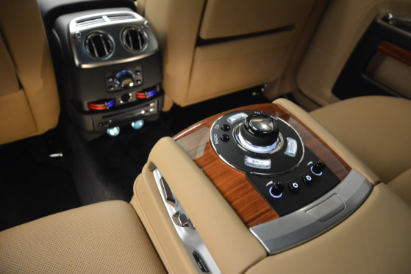 Used 2013 Rolls-Royce Ghost for sale Sold at Bentley Greenwich in Greenwich CT 06830 22