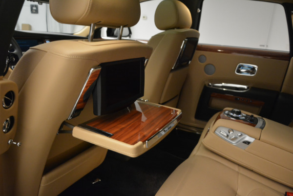 Used 2013 Rolls-Royce Ghost for sale Sold at Bentley Greenwich in Greenwich CT 06830 26