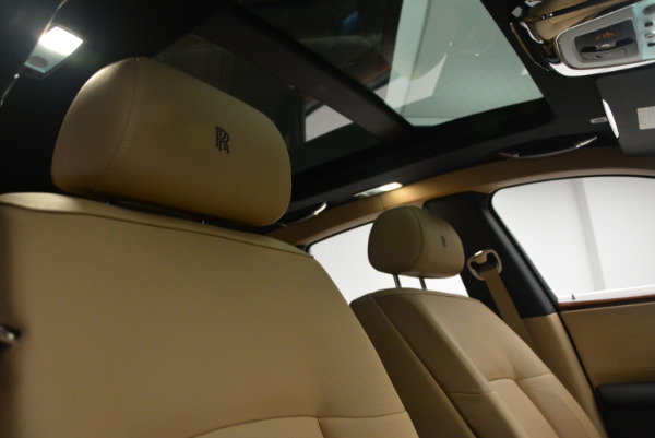 Used 2013 Rolls-Royce Ghost for sale Sold at Bentley Greenwich in Greenwich CT 06830 28