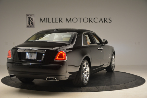 Used 2013 Rolls-Royce Ghost for sale Sold at Bentley Greenwich in Greenwich CT 06830 7