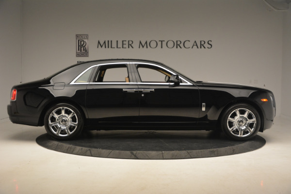 Used 2013 Rolls-Royce Ghost for sale Sold at Bentley Greenwich in Greenwich CT 06830 9
