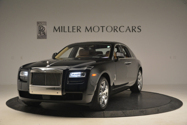 Used 2013 Rolls-Royce Ghost for sale Sold at Bentley Greenwich in Greenwich CT 06830 1