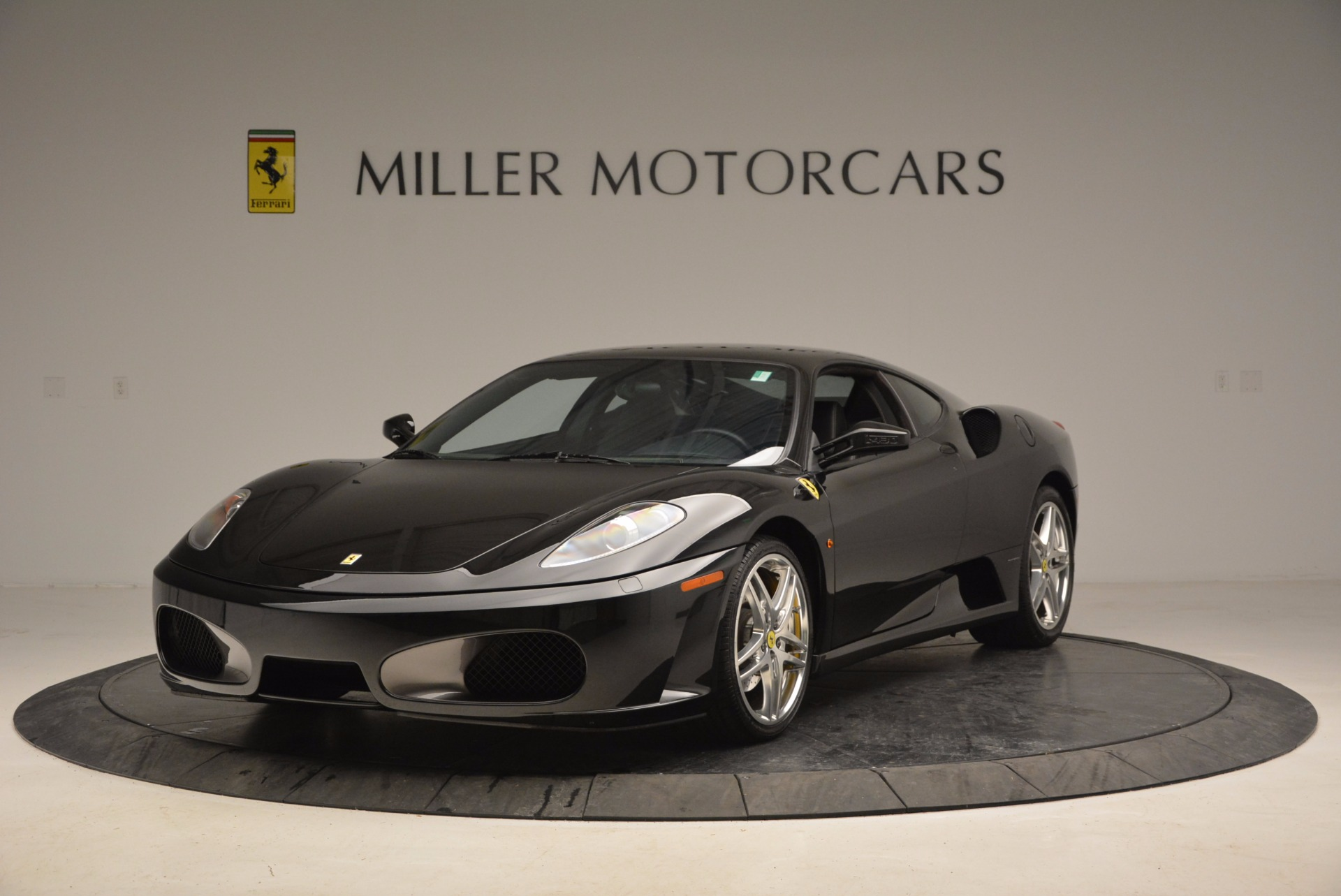 Used 2007 Ferrari F430 F1 for sale Sold at Bentley Greenwich in Greenwich CT 06830 1