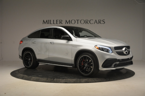 Used 2016 Mercedes Benz AMG GLE63 S for sale Sold at Bentley Greenwich in Greenwich CT 06830 10