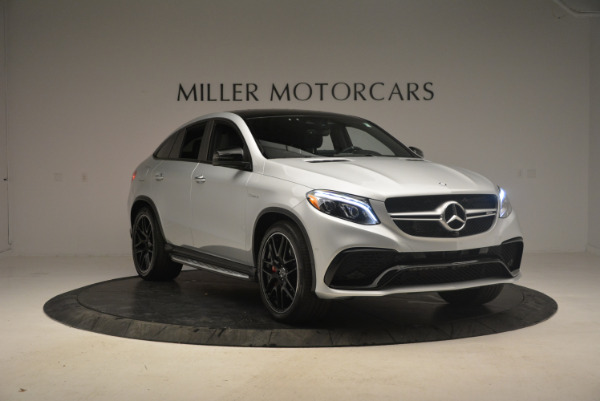 Used 2016 Mercedes Benz AMG GLE63 S for sale Sold at Bentley Greenwich in Greenwich CT 06830 11