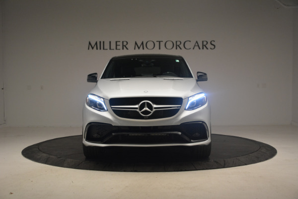 Used 2016 Mercedes Benz AMG GLE63 S for sale Sold at Bentley Greenwich in Greenwich CT 06830 12