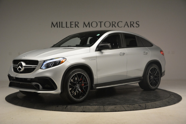 Used 2016 Mercedes Benz AMG GLE63 S for sale Sold at Bentley Greenwich in Greenwich CT 06830 2