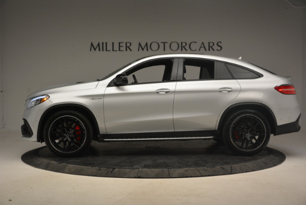 Used 2016 Mercedes Benz AMG GLE63 S for sale Sold at Bentley Greenwich in Greenwich CT 06830 3