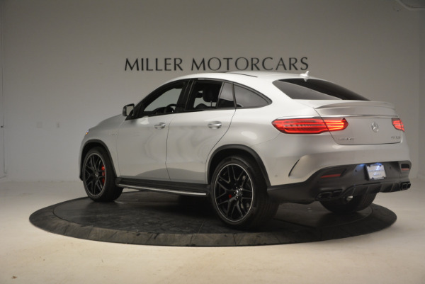 Used 2016 Mercedes Benz AMG GLE63 S for sale Sold at Bentley Greenwich in Greenwich CT 06830 4