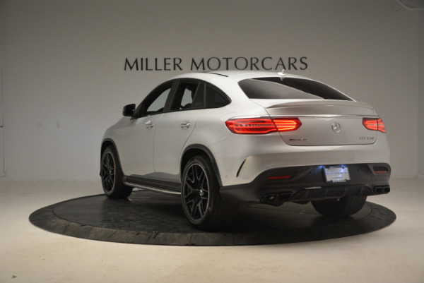 Used 2016 Mercedes Benz AMG GLE63 S for sale Sold at Bentley Greenwich in Greenwich CT 06830 5