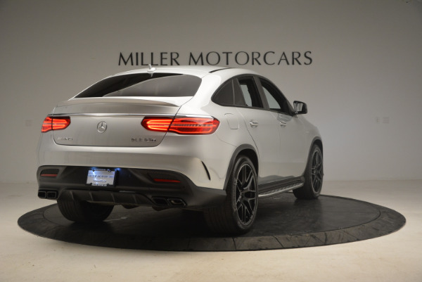 Used 2016 Mercedes Benz AMG GLE63 S for sale Sold at Bentley Greenwich in Greenwich CT 06830 7