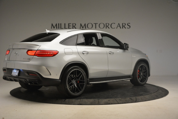Used 2016 Mercedes Benz AMG GLE63 S for sale Sold at Bentley Greenwich in Greenwich CT 06830 8