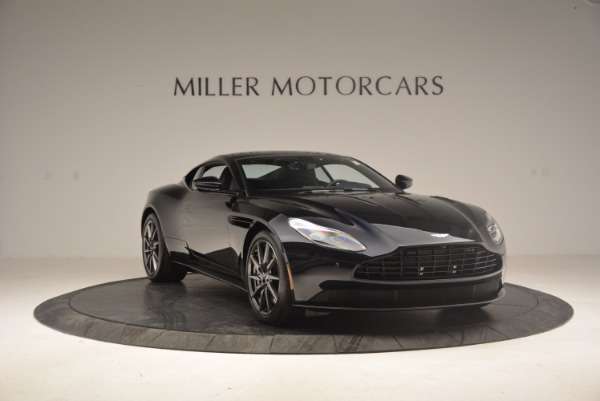 Used 2017 Aston Martin DB11 V12 Coupe for sale Sold at Bentley Greenwich in Greenwich CT 06830 11