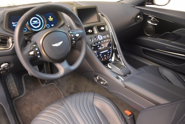 Used 2017 Aston Martin DB11 V12 Coupe for sale Sold at Bentley Greenwich in Greenwich CT 06830 14