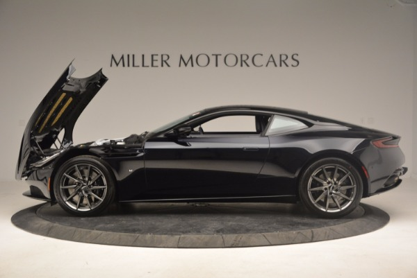 Used 2017 Aston Martin DB11 V12 Coupe for sale Sold at Bentley Greenwich in Greenwich CT 06830 19