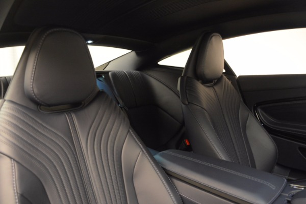 Used 2017 Aston Martin DB11 V12 Coupe for sale Sold at Bentley Greenwich in Greenwich CT 06830 23