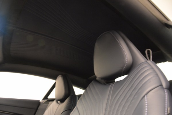 Used 2017 Aston Martin DB11 V12 Coupe for sale Sold at Bentley Greenwich in Greenwich CT 06830 24