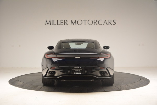 Used 2017 Aston Martin DB11 V12 Coupe for sale Sold at Bentley Greenwich in Greenwich CT 06830 6