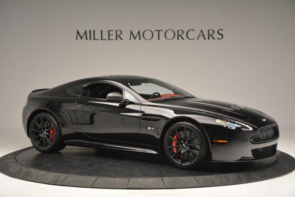 New 2015 Aston Martin V12 Vantage S for sale Sold at Bentley Greenwich in Greenwich CT 06830 10