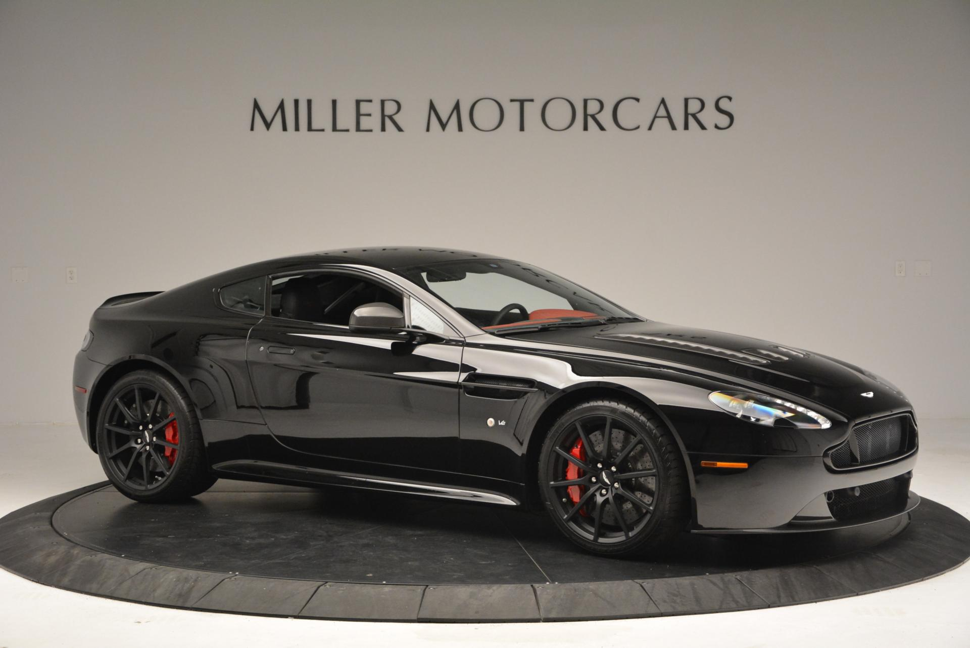 New 2015 Aston Martin V12 Vantage S For Sale Special Pricing Bentley Greenwich Stock A1154