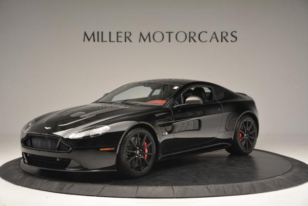 New 2015 Aston Martin V12 Vantage S for sale Sold at Bentley Greenwich in Greenwich CT 06830 2