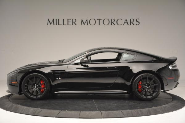 New 2015 Aston Martin V12 Vantage S for sale Sold at Bentley Greenwich in Greenwich CT 06830 3