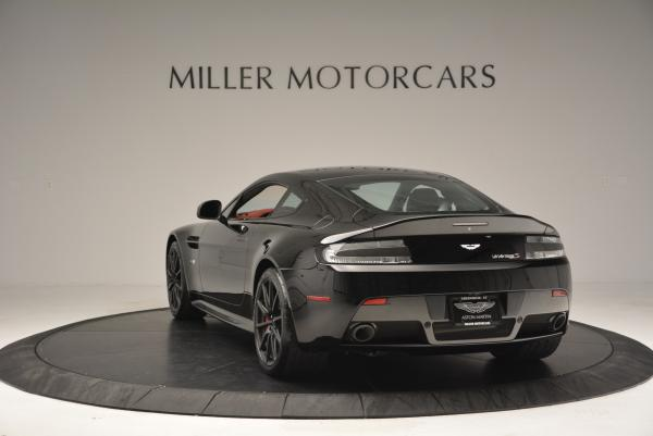 New 2015 Aston Martin V12 Vantage S for sale Sold at Bentley Greenwich in Greenwich CT 06830 5