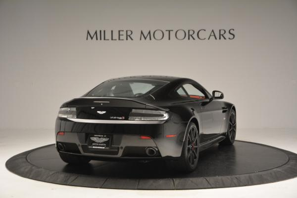 New 2015 Aston Martin V12 Vantage S for sale Sold at Bentley Greenwich in Greenwich CT 06830 7