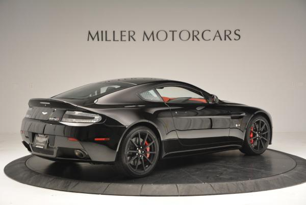 New 2015 Aston Martin V12 Vantage S for sale Sold at Bentley Greenwich in Greenwich CT 06830 8