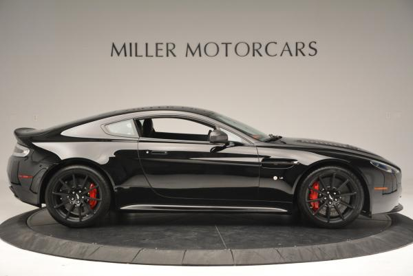 New 2015 Aston Martin V12 Vantage S for sale Sold at Bentley Greenwich in Greenwich CT 06830 9