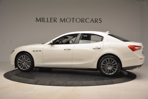New 2017 Maserati Ghibli S Q4 EX-Loaner for sale Sold at Bentley Greenwich in Greenwich CT 06830 4
