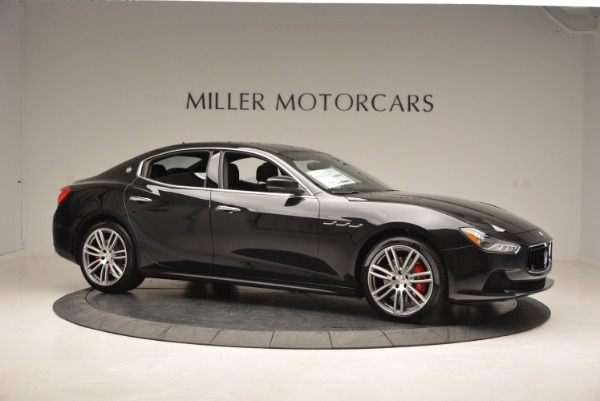 New 2017 Maserati Ghibli SQ4 for sale Sold at Bentley Greenwich in Greenwich CT 06830 10
