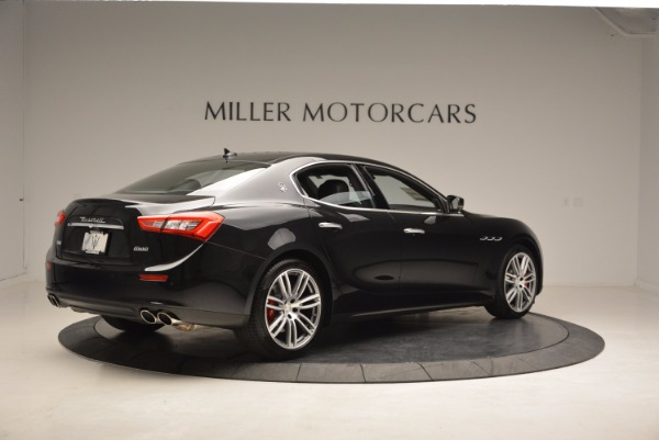 New 2017 Maserati Ghibli SQ4 for sale Sold at Bentley Greenwich in Greenwich CT 06830 8