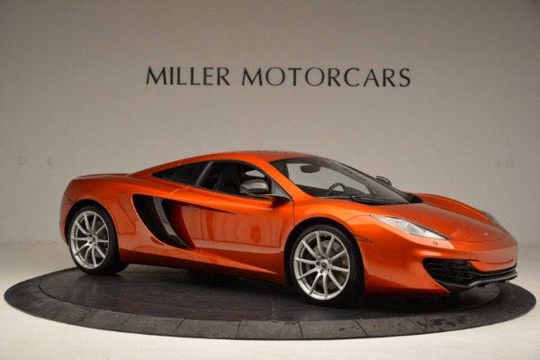 Used 2012 McLaren MP4-12C for sale Sold at Bentley Greenwich in Greenwich CT 06830 10