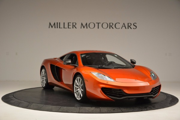 Used 2012 McLaren MP4-12C for sale Sold at Bentley Greenwich in Greenwich CT 06830 11
